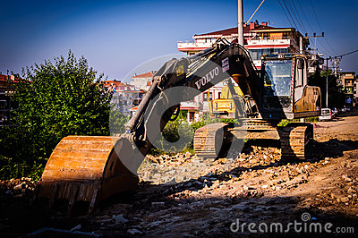 Urban Renewal Constructions