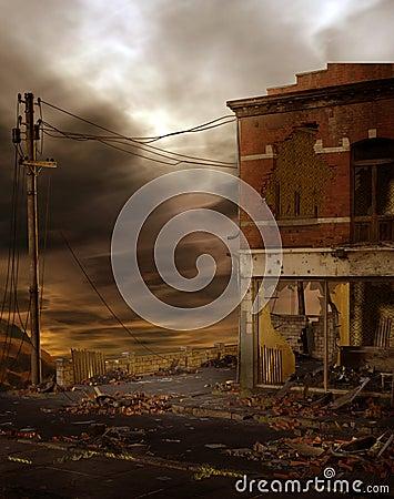 Urban ruins 4