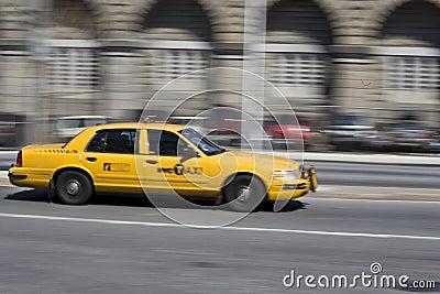 Urban rush hour