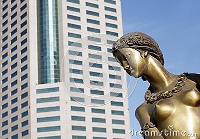 Urban sculpture