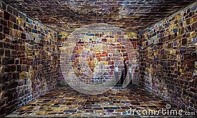 Urban Stage Brick Room