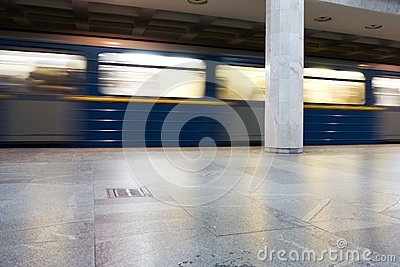 Urban subway