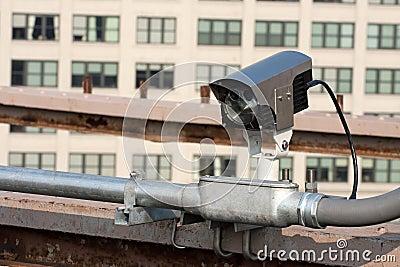 Urban Traffic Camera