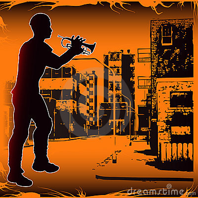 Urban Trumpeter