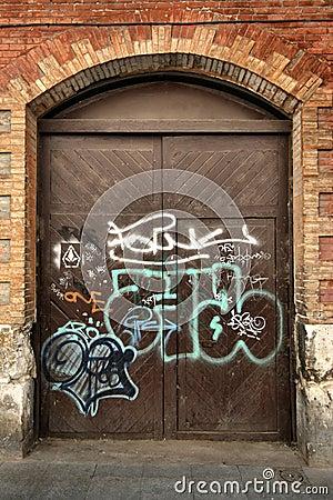 Urban vandalism