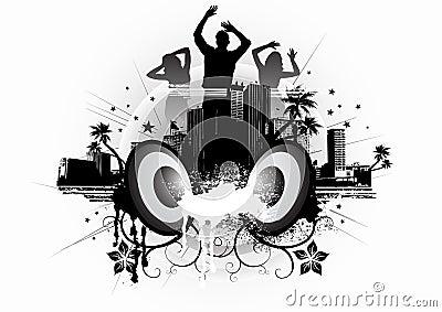 Urban Vapour Dance