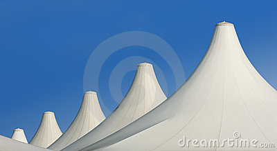 Urban white dune