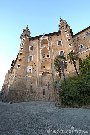 Urbino (Marches, Italy) - Palazzo Ducale
