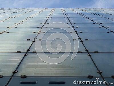 Urbis Building Facade in Manchester