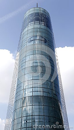 Urbis A  modern building in Manchester