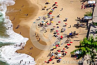 Urca beach Rio de Janeiro