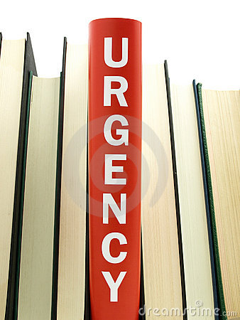 Urgency books related