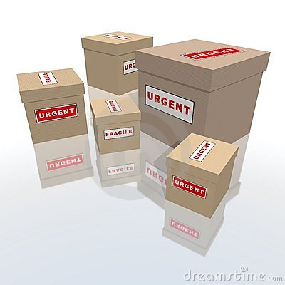 Urgent packages
