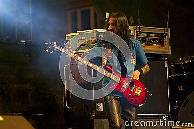 Uriah Heep Fotografía editorial