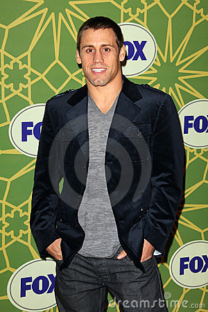 Urijah Faber at the FOX All-Star Party, Castle Green, Pasadena, CA 01-08-12 Editorial Photo