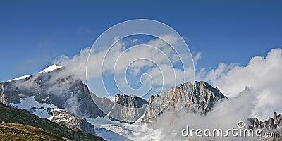 In the Urner Alps