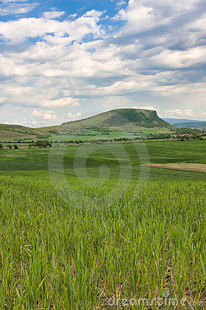 Uroi hill