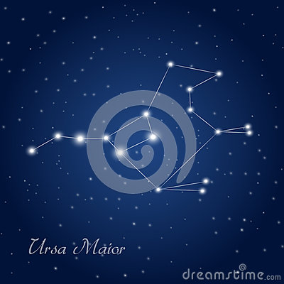 Free Ursa Maior Stock Images - 62414934