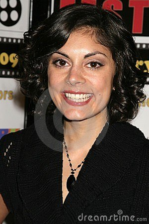Ursula Taherian at the Pan African Film Festival Premiere of  Layla . Culver Plaza Theatre, Culver City, CA. 02-13-09 Editorial Photo