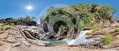 Urubu Waterfall
