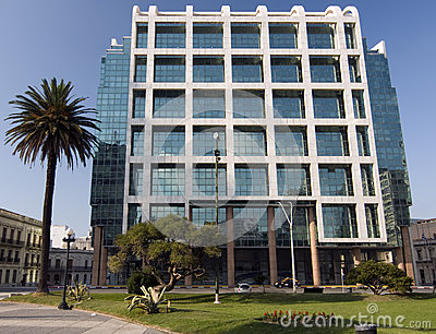 Uruguay Presidential Headquarter