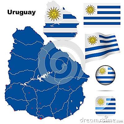 Uruguay set.