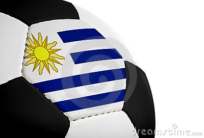 Uruguayan Flag - Football
