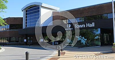 Urząd Miasta w Oakville, Kanada 4K zbiory