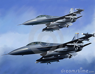 US Air Force Aircrafts