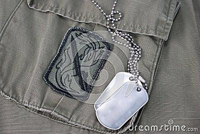 Us army dog tags
