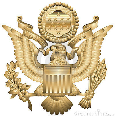 Free US Army Insignia Stock Images - 20455034