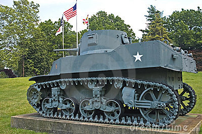 US Army Tank - Vintage WWII