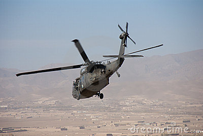 US Army UH 60 Blackhawk Editorial Photo