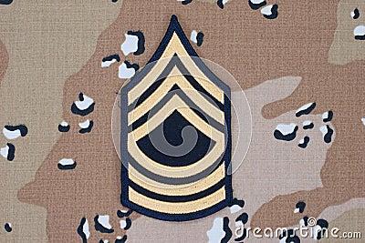 Us army uniform sergeant rank