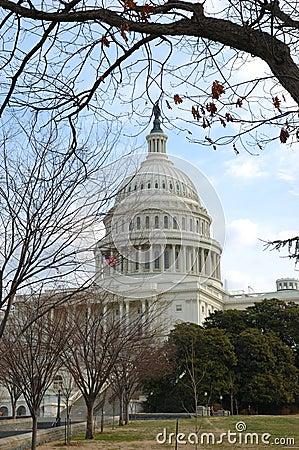 US Capital Editorial Photo