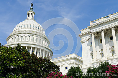 US Capitol building , Washington DC