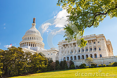 US Capitol and capitol hill