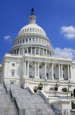 US Capitol Detail