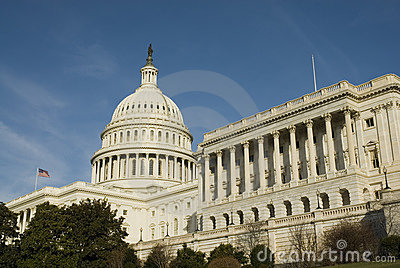 US Capitol Dome in Washington DC