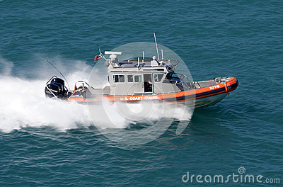 US Coast Guard Editorial Stock Photo