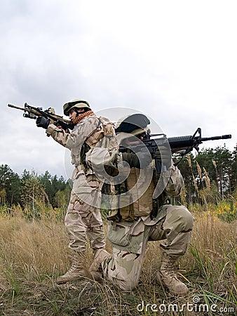 Free US Marines Stock Image - 6772791