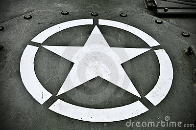 US Military Star