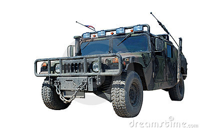 US Military Truck Hummer H1