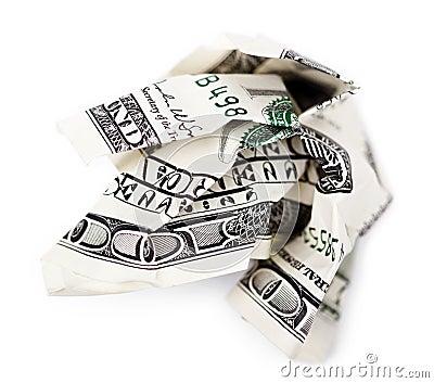Crimped Cash