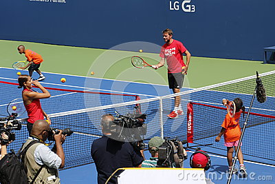 2014 US Open Editorial Photography