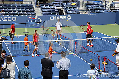 2014 US Open Editorial Stock Image