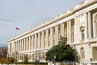 US Senate office building