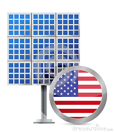 US solar panel