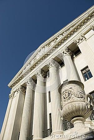 US Supreme Court - Eastern Facade