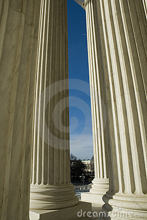 Free US Supreme Court In Washington DC Royalty Free Stock Photography - 1669597